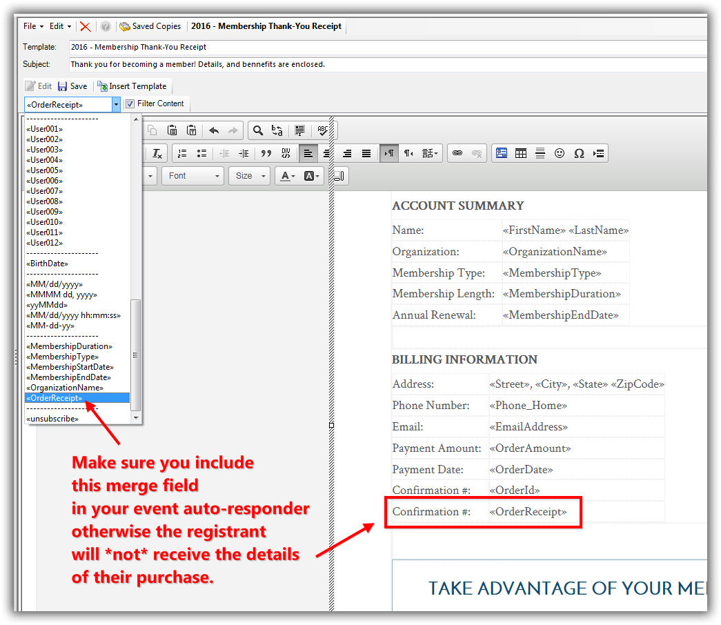 How To Create Custom Email Responders For Specific Events New 2016