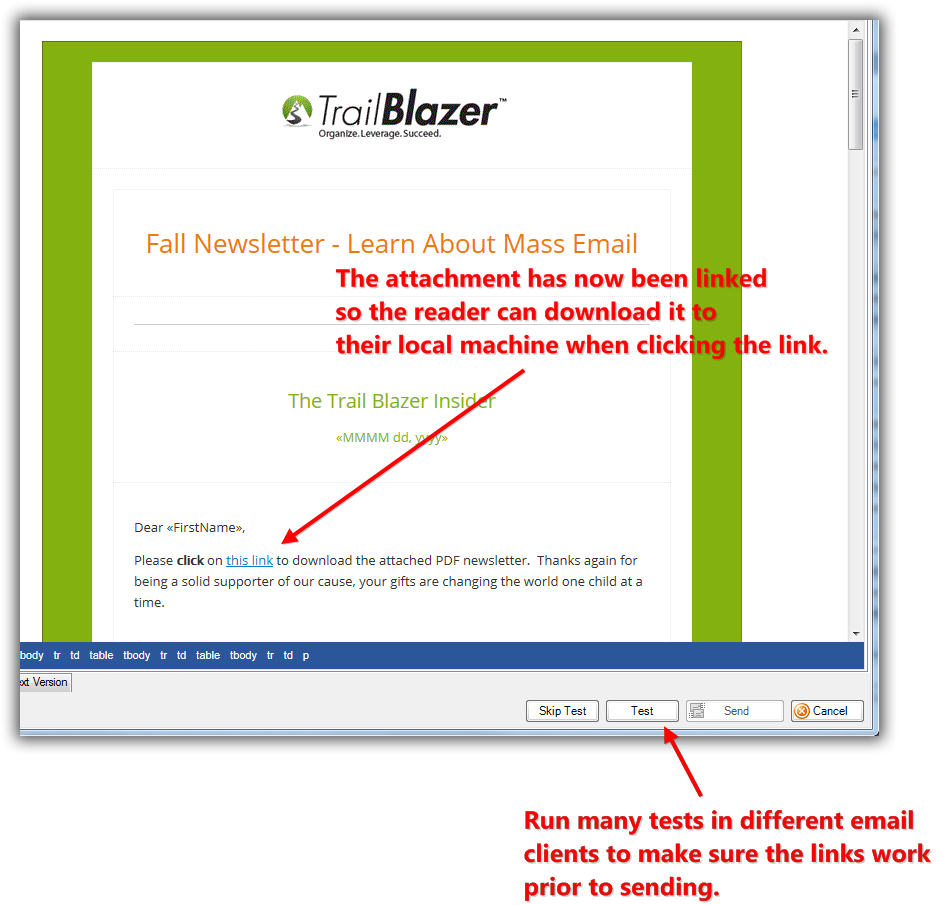 How to Add Email Attachments (i e  PDF's, Word Docs