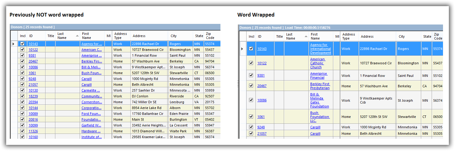 Trail Blazer - Blog   Word wrapping within the list view has been